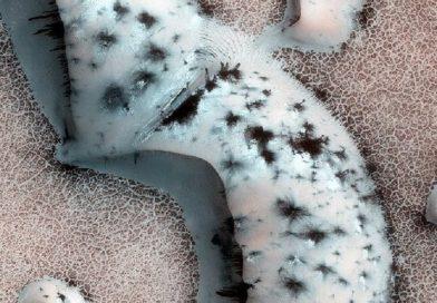 Terraformação: Este material pode tornar Marte habitável