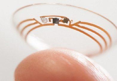 Lente de contato tecnológica pode ser o seu próximo gadget