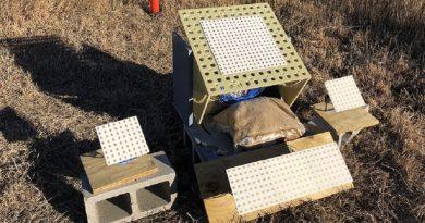 Refletor de radar monitora movimento do solo – de represas a geleiras