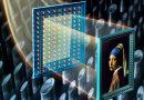 Pintando com luz: Nanotecnologia permite controlar cor e intensidade da luz